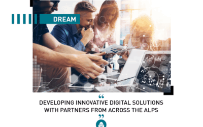 Dream: Developing innovative digital solutions with partners from across the Alps