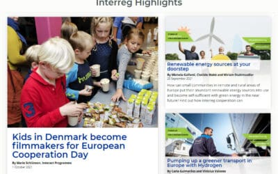 How Interreg supports the European Green Deal: Don't miss out on these inspiring stories!
