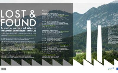 trAILS symposium: transforming the Alpine Industrial Landscapes