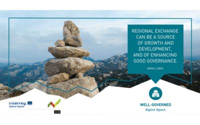 Defending a well-governed Alpine Space – Final Campaign 2014-2020