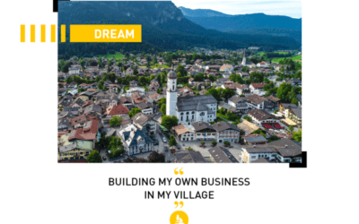 Dream: Building my own business in my village